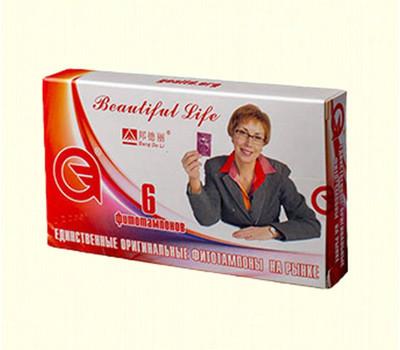 Оздоровительно-профилактические фитотампоны Beautiful Life - фитосвечи
